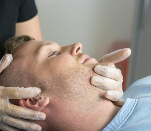 Therapie für Craniomandibuläre Dysfunktion